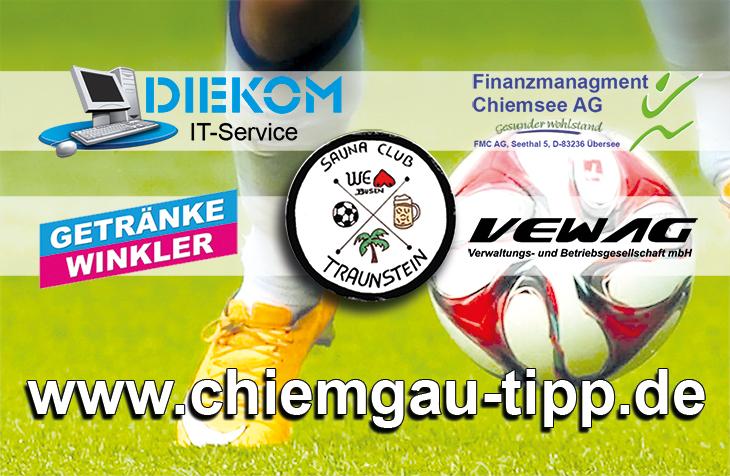 Das Bundesliga Tippspiel - www.chiemgau-tipp.de